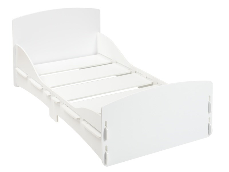 Shorty Junior Bed White Main Image