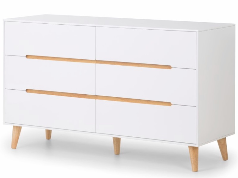 Alicia 6 Drawer Wide Chest Image0 Image