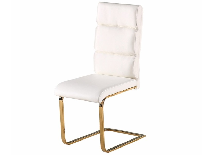 Antibes Dining Chair White (Pack of 2) Image0 Image