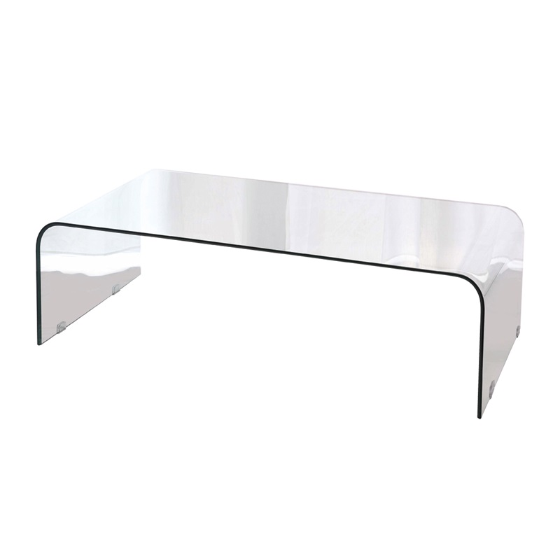 LPD Furniture Azurro Coffee Table Glass Coffee Table Image0 Image