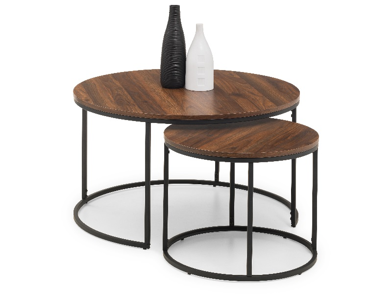 Bellini Round Nesting Coffee Table Image0 Image