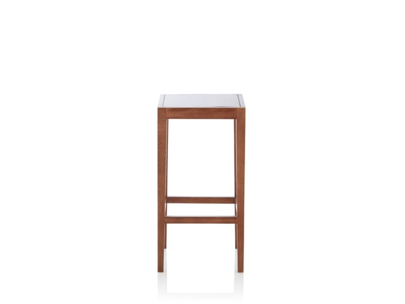 Serene Furnishings Boyd Walnut Bar Stool Image0 Image