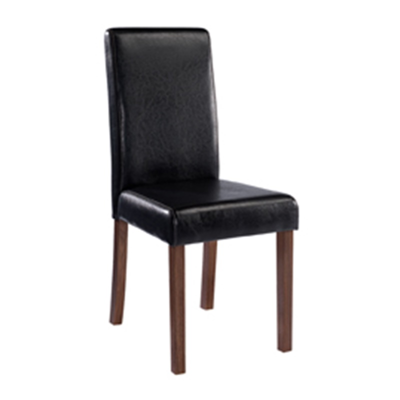 LPD Furniture Brompton Chair 2\' 6 Small Single Black Dining Chair Image0 Image