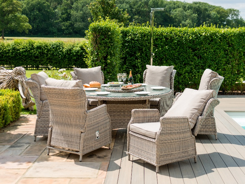 Maze Rattan Cotswold Outdoor Range at Mattressman