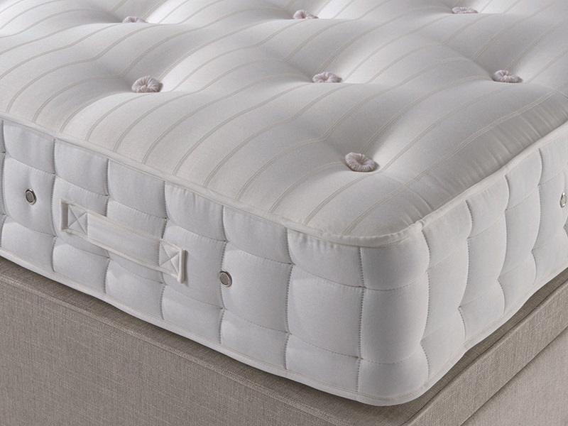 Hypnos Cotton Comfort 4\' Small Double Mattress Image0 Image