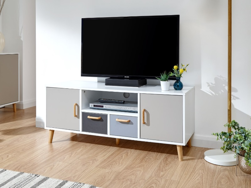 Delta Large TV Unit Image0 Image