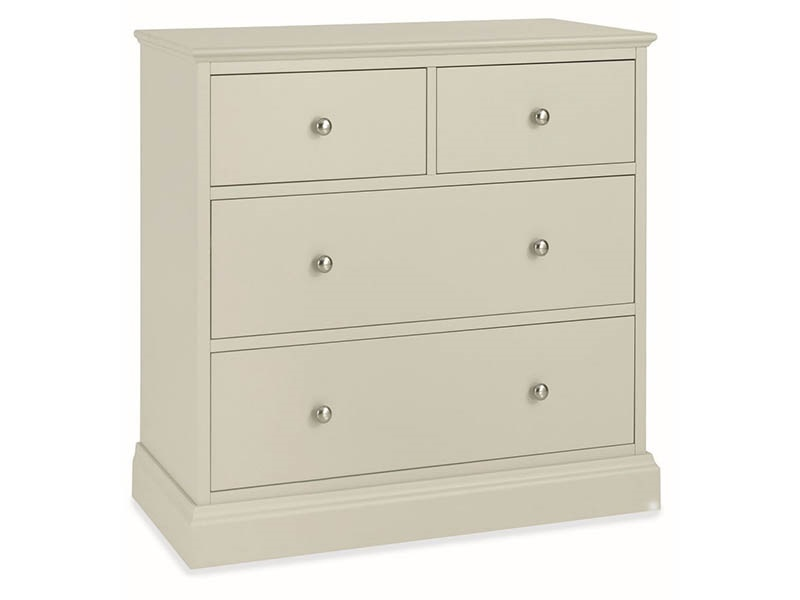 Ashby Cotton 2+2 Drawer Chest Main Image