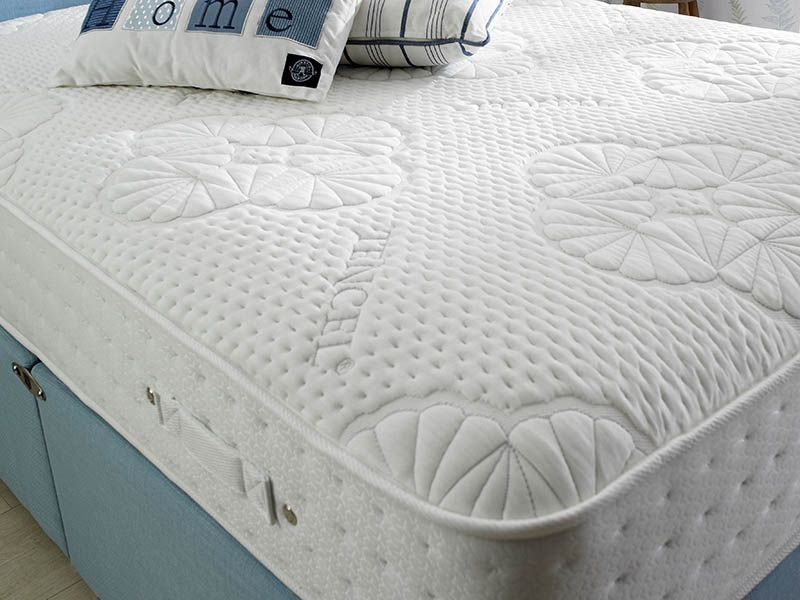 Shire Beds Eco Comfy 3\' Single Pocket Sprung Mattress Mattress Image0 Image