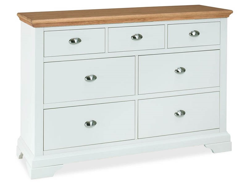 Hampstead 3+4 Drawer Chest Main Image