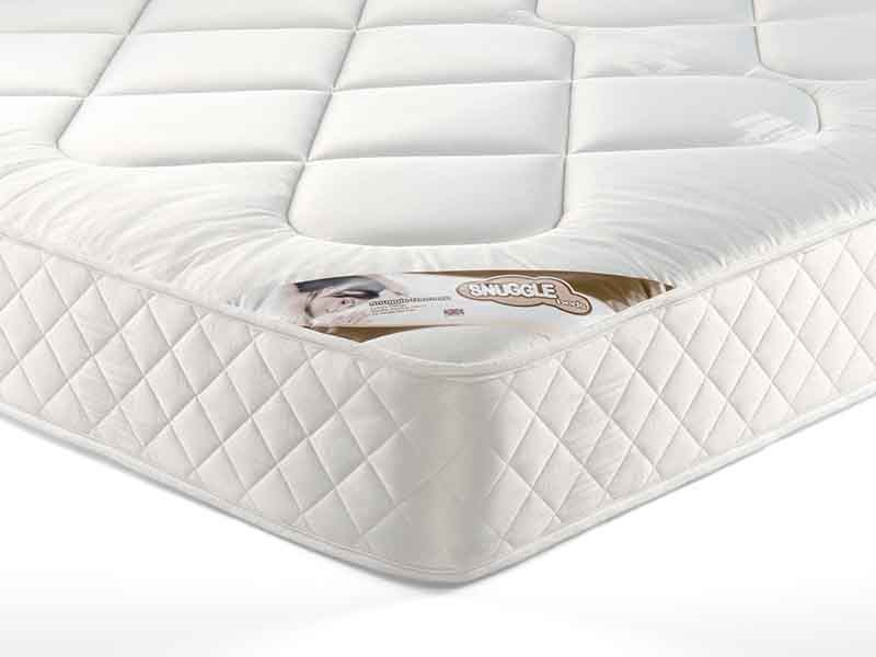 Snuggle Beds Snuggle Damask Quilt 3\' Single Mattress Only Mattress Image0 Image