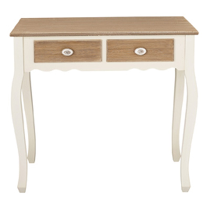 LPD Furniture Juliette Console Table with Drawers Cream Console Table Image0 Image