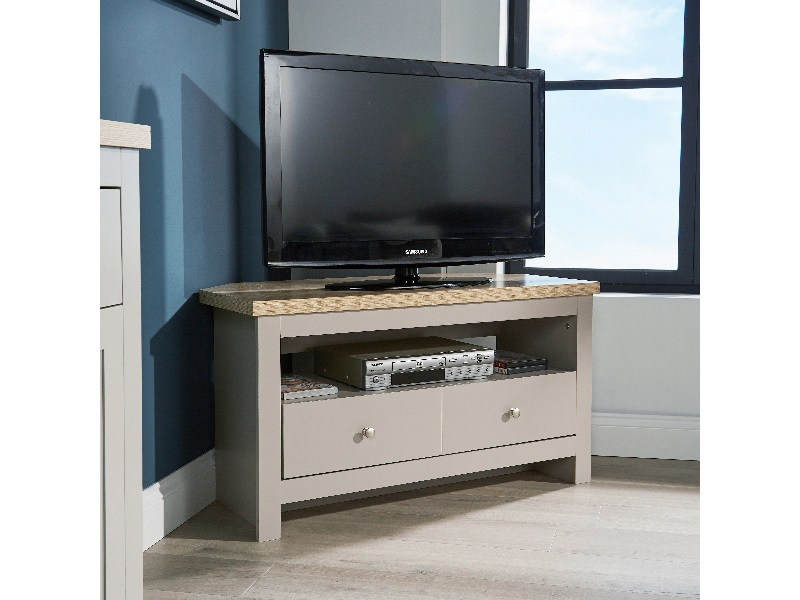 Linton Corner TV Unit Image0 Image