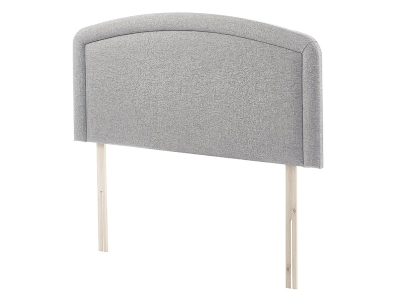 Lucy Double Fabric Headboard