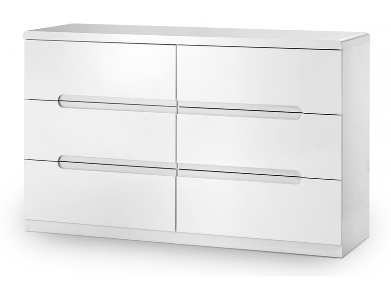 Manhattan 6 Drawer Wide Chest Main Image