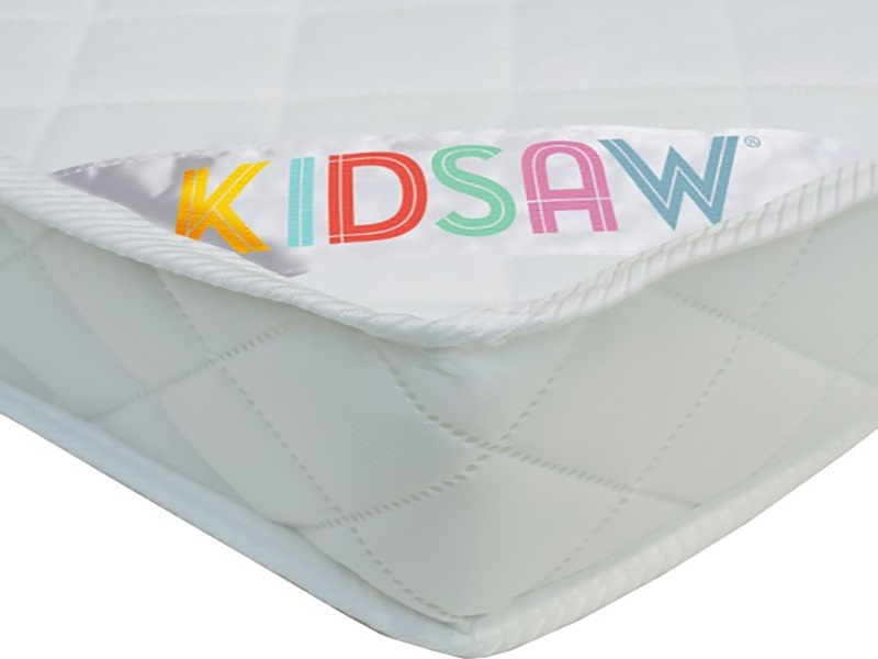 Deluxe Sprung Cot Mattress Main Image