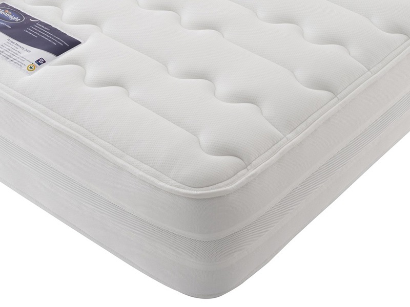 Silentnight Pocket Memory 2000 4\' 6 Double Mattress Image0 Image
