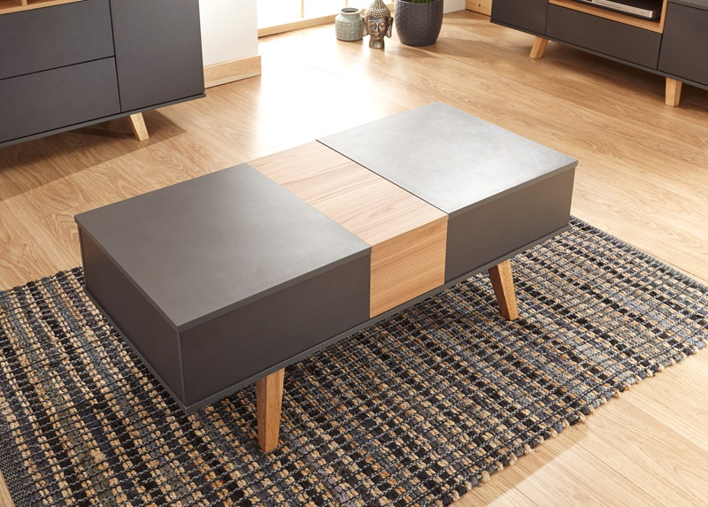 GFW Modena Double Lifting Coffee Table Coffee Table Image0 Image