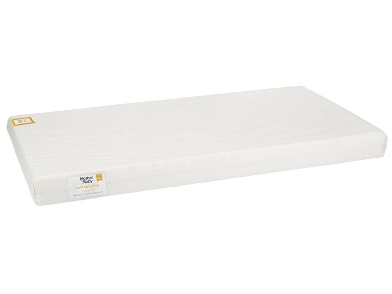 Cuddle Co Mother&Baby First Gold Anti Allergy Foam Cot bed Mattress Cot Mattress Image0 Image