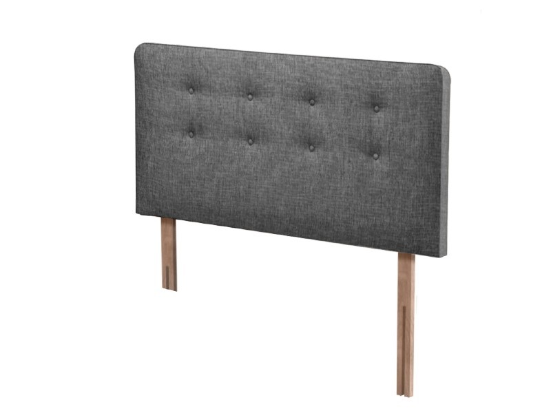 Oberon 2020 Double Fabric Headboard
