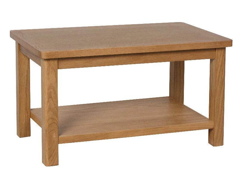 Furniture Express Omega Small Coffee Table Oak Coffee Table Image0 Image