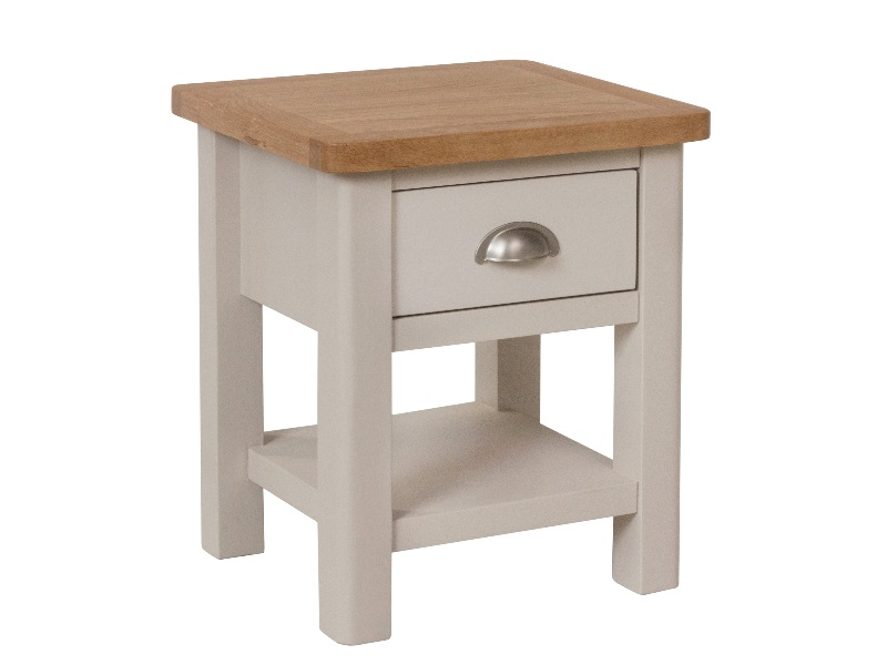 Owens 1 Drawer Lamp Table Image0 Image