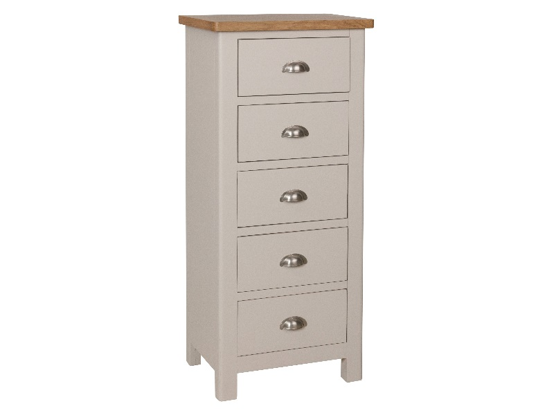 Owens 5 Drawer Narrow Chest Image0 Image