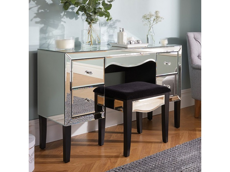 Birlea Palermo 4 Drawer Dressing Table Dressing Table Image0 Image