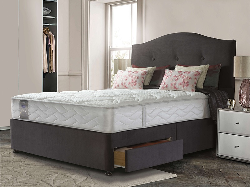 Sealy Pearl Wool 6\' Super King Mattress Image0 Image