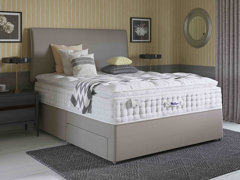 Relyon Perrow Pillowtop 2150 3\' Single Mattress Image0 Image