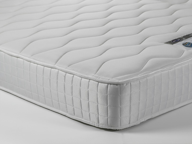 Silentnight Pocket Essentials 1000 Memory 3\' Single Mattress Image0 Image