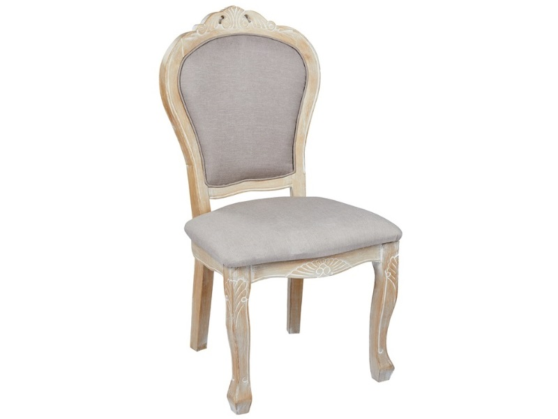 Provence Chair Weathered Oak (Pack of 2) Image0 Image