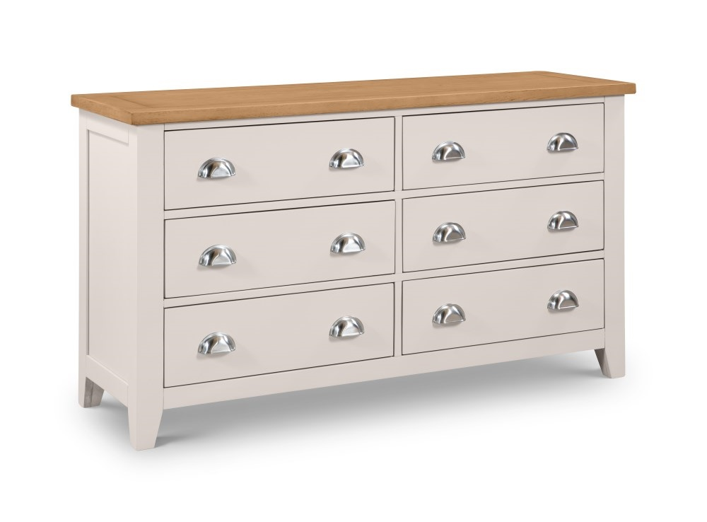 Richmond 6 Drawer Wide Chest Image0 Image