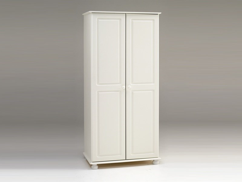 Richmond White Wardrobe Main Image