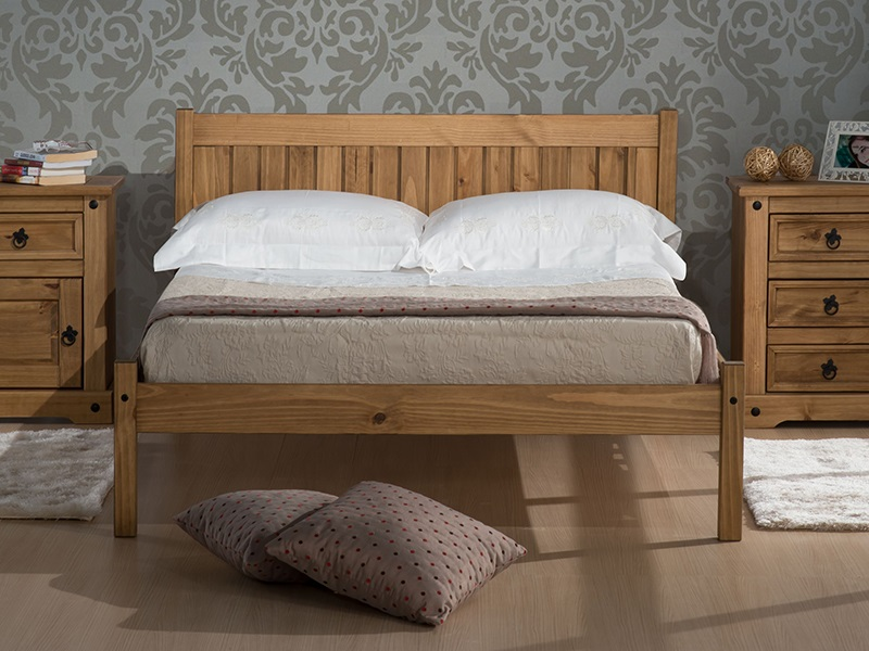 Birlea Rio Wooden Bed At Mattressman