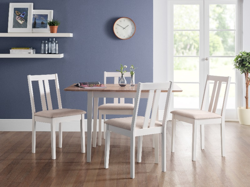 Rufford Two Tone Dining Table Image0 Image
