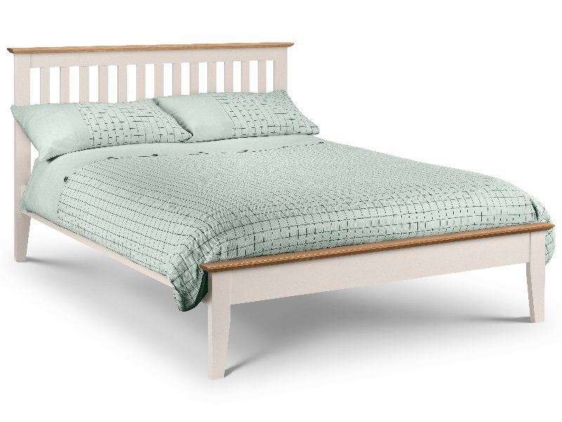 Salerno Shaker Bed Two Tone Image0 Image