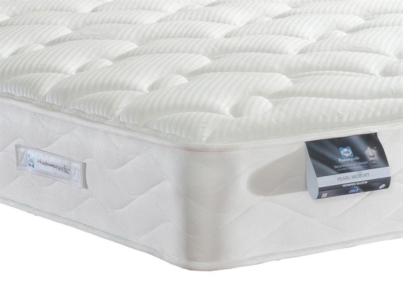 Sealy Pearl Memory 4\' 6 Double Mattress Image0 Image
