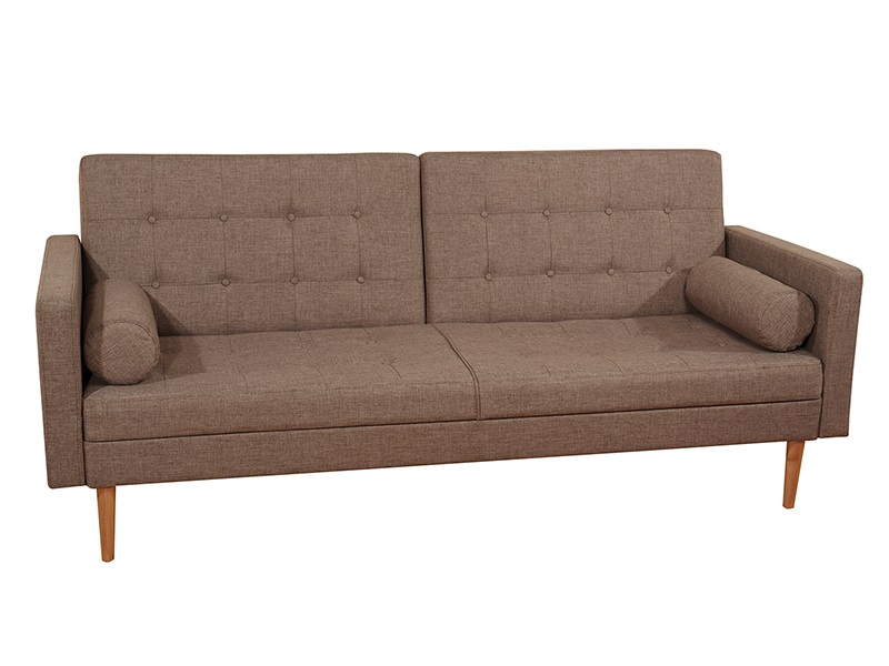 Kyoto Taylor Sofa Bed 4\' 6 Double Oatmeal Other Sofa Bed Image0 Image