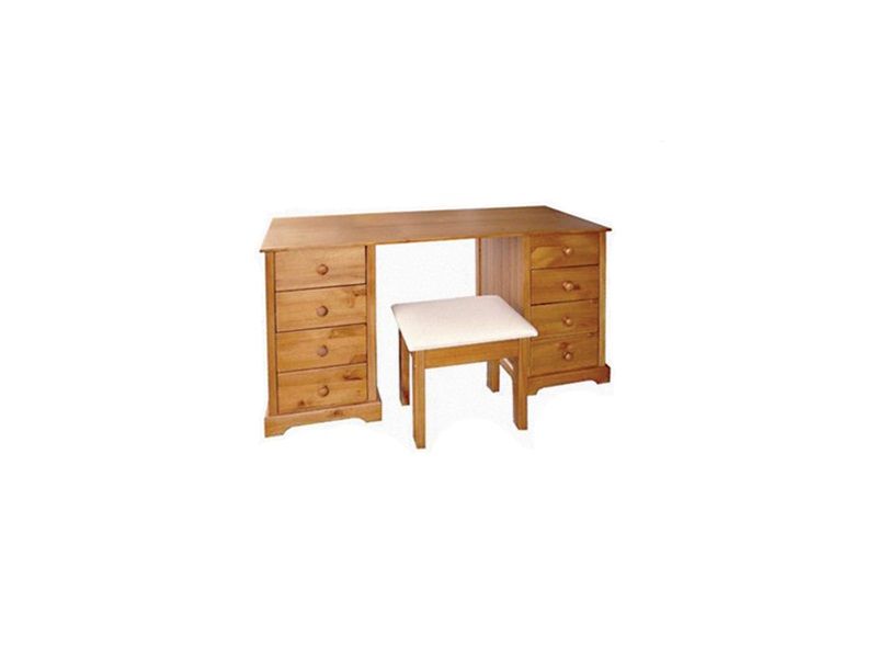 Baltic Dressing Table and Stool Main Image