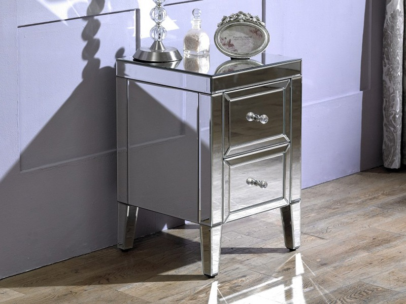 Valencia 2 Drawer Bedside Main Image