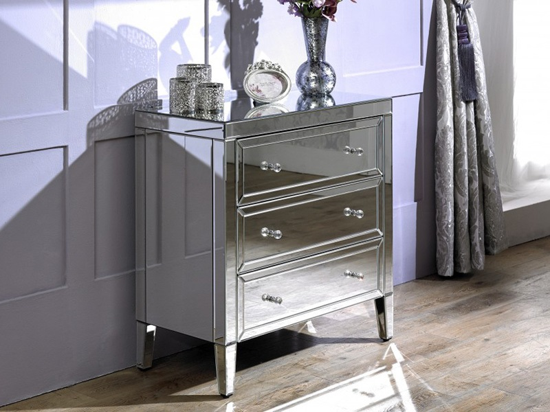 Birlea Valencia 3 Drawer Chest Drawer Chest Image0 Image