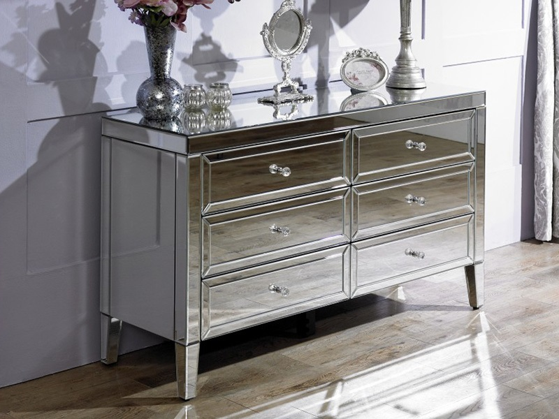 Valencia 6 Drawer Chest Main Image