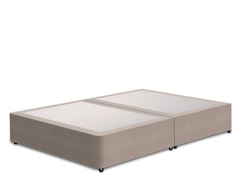 Snuggle Beds Value 4\' Small Double Roma Platform Top - No Drawers Base Only Image0 Image