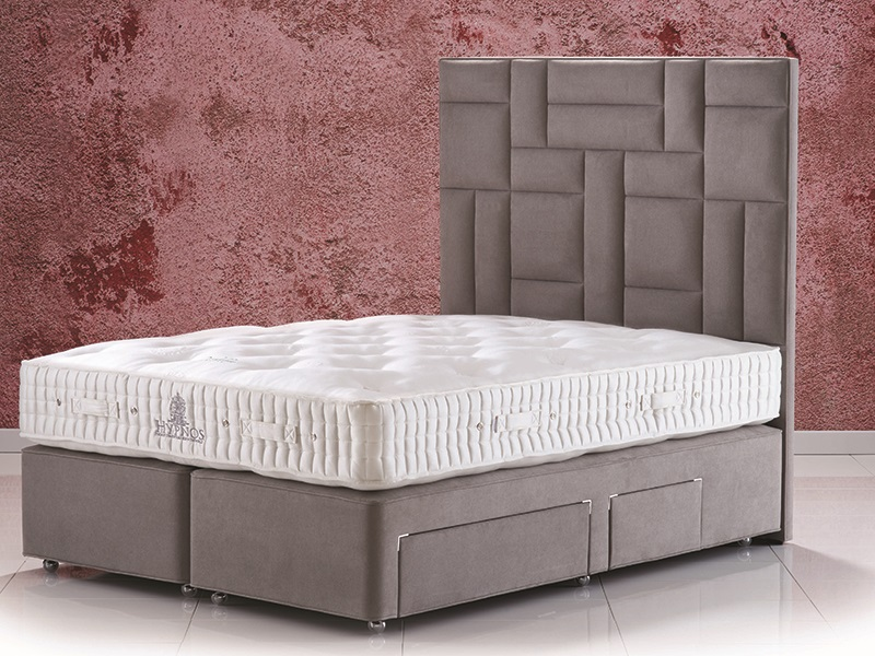 Hypnos Willow Natural Sublime Firm 6\' Super King Zip And Link Mattress Image0 Image
